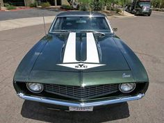 1969 Chevrolet Camaro Yenko Maintenance/restoration of old/vintage vehicles: the material for new cogs/casters/gears/pads could be cast polyamide which I (Cast polyamide) can produce. My contact: tatjana.alic@windowslive.com