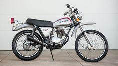 Sport Motorcycles, Motocross Bikes, Las Vegas 2017, Honda Motors, Dual Sport, Cool Bikes, Dan, Auction, Vintage