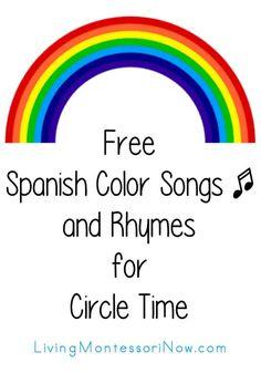 Spanish Color Game: Camino De Colores   Bilingual Babies & World ...