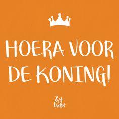 Elke dag Koningsdag! Blog online op 27 april via www.zijlacht.nl