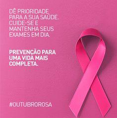 #OutubroRosa