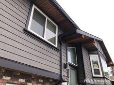 Custom Home Builders, Custom Homes, Garage Doors, Flooring, Outdoor Decor, Home Decor, Homemade Home Decor, Wood Flooring, Floor