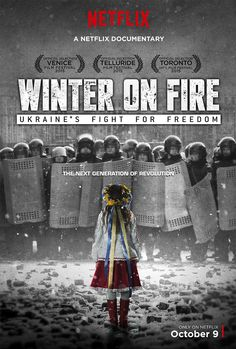 23. Winter on Fire: Ukraine's Fight for Freedom 3.5* …