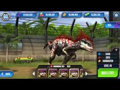 jurassic world the game apk mod 1.11.13