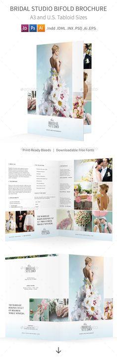 Golf Tournament Bifold / Halffold Brochure 3 Fonts-logos-icons - half fold brochure template