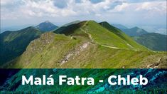 Malá Fatra - Chleb - 4K - Vyletik.eu 4k, Malaga, Mountains, Nature, Travel, Voyage, Viajes, Traveling, The Great Outdoors