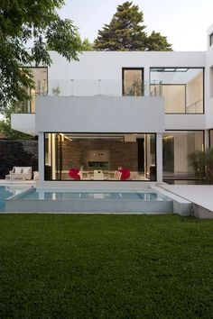 Carrara House by Andres Remy Arquitectos House Sitting, Carrara, Design, Architects