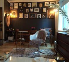 Interior Crush: Amelia's First Home   Alittleleopard.com