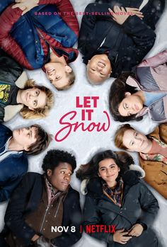 Netflix new holiday movies & TV shows