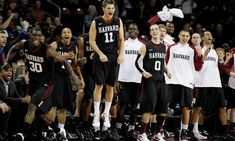 Harvard Basketball qualifies for NCAA Tournament    #harvard #ncaa #basketball #march madness