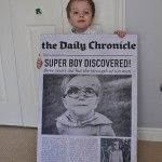 Make a Personalized Newspaper Poster for Under $3