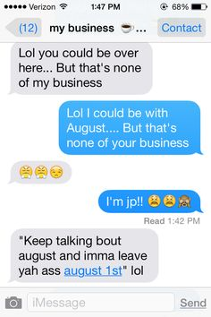 Lol girl I love me sum august alsina 2! He was mad or nah! Lol they cute