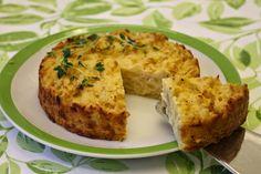 epätrendikäs ruokablogi: Lyonilainen perunakakku
