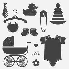 StampLadyKatie.com: Baby