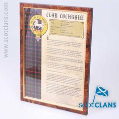 Cochrane Clan Histor