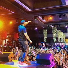 Nelly Brings The House Down At Lex Nightclub During His Performance On July 29th Grand Sierra Resort Reno Nv