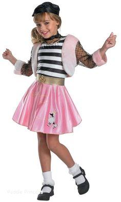 Poodle Princess https://www.dresscostume.com/decades/50s-costumes.html
