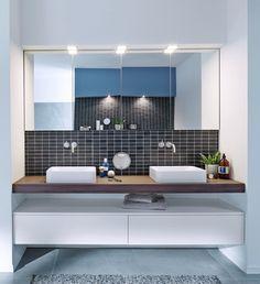 Absolut Bad Inspiration | Cay Waschtischkombination #badezimmermöbel #badmöbel #bathroomfurniture #mueblesdebaño #badkamermeubels