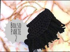 DIY Bolso fácil de trapillo Part.2/Handmade bag! - YouTube