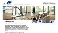 """Weitere Infos zu """"AK Media GmbH mit zertifiziertem Qualitätsmanagement"""""""