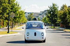 Googles Self-Driving Car Company Is Finally Here #ITBusinessConsultants