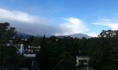Sierra de las nieves Sierra, Celestial, Mountains, Sunset, Nature, Travel, Outdoor, Snow, Cities