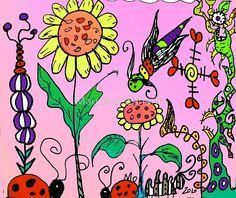 Happy Spring Garden is Alive 2015