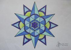 Simetría Radial 6_ Pablo Esteban