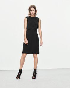 Drapey Scarf Dress