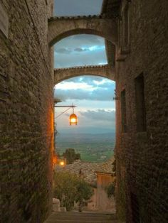 Assisi, Italy. Ok, I now want to go here!