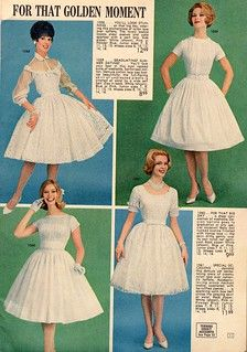1962 white dress vintage fashion style fit flare full skirt cocktail wedding picnic prom coming out dress lace sheer 1960s Dresses, Vintage Dresses, Vintage Outfits, Vintage Clothing, Estilo Pin Up, Estilo Retro, 1960s Fashion, Vintage Fashion, Club Fashion