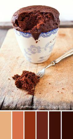 Cioccolato in tazza, ovvero soufllè al cioccolato in 5 minuti! - Trattoria da Martina - cucina tradizionale, regionale ed etnica