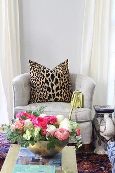 Summer Home Tour 2015 - Claire Brody Designs