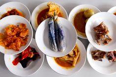 Sari Bundo – Culture Shock At A Padang Restaurant In Jakarta Indonesia