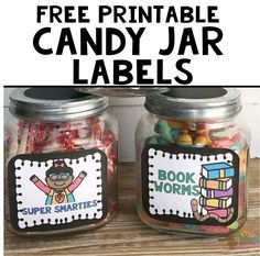 """I have 3 little candy jars in my room that have special treats. I don't give them out often but when someone really, """"knocks my socks off"""" with an answer I like to give them a lit…"""