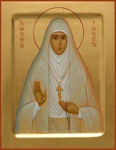 Orthodox:  St Elisabeth