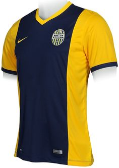 2d2857ac6a Hellas Verona 2014-15 Nike Home Football Kits