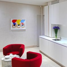 Clayworks in private galleries in London
