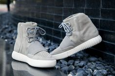 Adidas Yeezy Boost 750 Grey