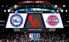 Philadelphia Sixers-Detroit Pistons Jan 5 2018  Regular SeasonLast gamesFour factors The estimated statistics of the match Statistics on quarters Information on line-up Statistics in the last matches Statistics of teams of opponents in the last matches  Hello, today the forecast is for such an event Philadelphia Sixers-Detroit Pistons Jan 5 2018.   #Andre_Drummond #Anthony_Tolliver #Avery_Bradley #basketball #Ben_Simmons #bet #Dario_Saric #Detroit #Detroit_Pistons