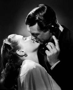 Cary Grant & Ingrid Bergman -Notorious 1946