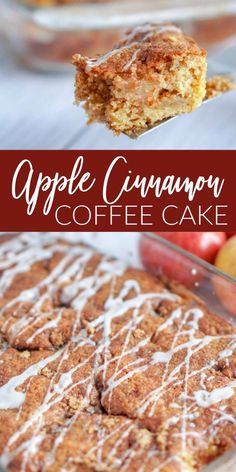 Apple Cinnamon Streusel Coffee Cake! One of my favorite Breakfast Recipes for Fall, Thanksgiving, Christmas, or any holiday! All of the flavors of fresh apples, cinnamon, and a sweet glaze that is perfect! #lemonpeony #apple #cinnamon #coffee #cake #steusel #MoistChocolateCakeRecipe Easy Brunch Recipes, Best Breakfast Recipes, Easy Desserts, Breakfast Ideas, Dessert Recipes, Pecan Recipes, Apple Recipes, Fall Recipes, Holiday Recipes