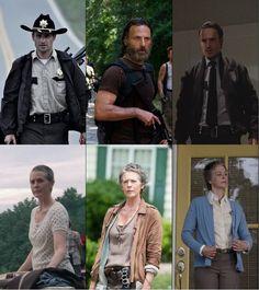 Rick & Carol's Transformations