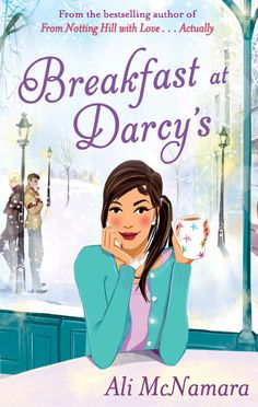 Breakfast at Darcy's - Ali McNamara    Wow! I like this author already and I haven't read a single book she has written yet. But Darcy is another weakness. Anything Darcy or Pride and Prejudice will get my attention.