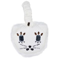 Bejewelled Cat Earmuffs | warm her up at Alrx and Alexa