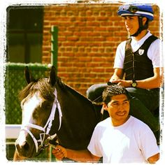 Belmont Stakes contender Incognito and Irad Ortiz