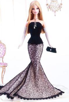 FaSHioN BaRBiE® DoLL ____Barbie Collector
