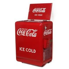 American Retro 80-Can Coca-Cola Refrigerated Machine-AR-15002 at The Home Depot $749