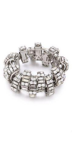 Erickson Beamon  Bette Eye Bracelet  Style #:ERICB20087  $640.00