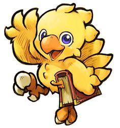 FF Fables Chocobo Tales - Chocobo
